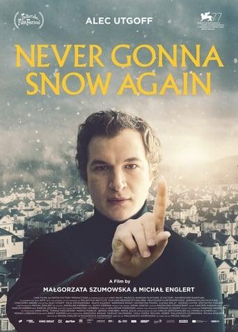 Imagem Never Gonna Snow Again (2020)