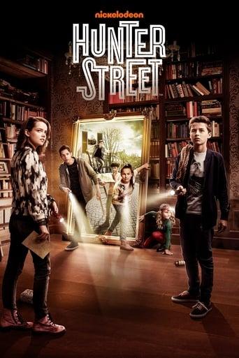 Hunter Street 2ª Temporada - Poster