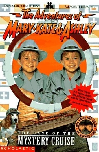 Poster of The Adventures of Mary-Kate & Ashley: The Case of the Mystery Cruise
