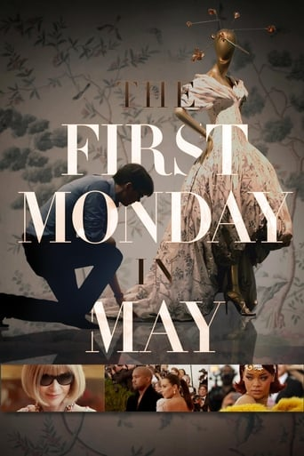 Poster of The First Monday in May