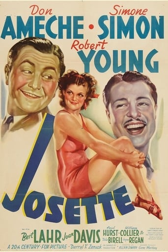 Poster of Josette