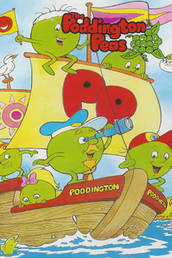 Poster of The Poddington Peas