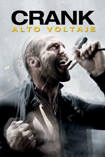 Poster of Crank: Alto voltaje