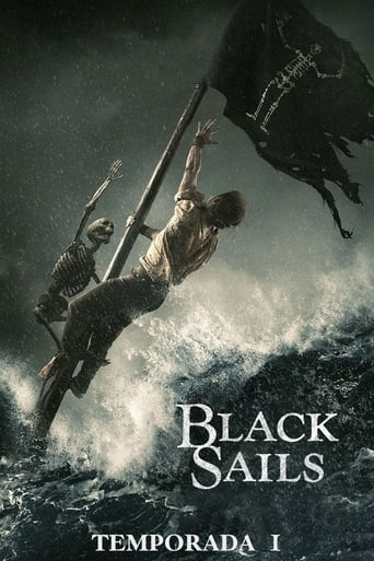 Black Sails 1ª Temporada - Poster