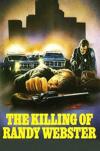Poster of The Killing of Randy Webster