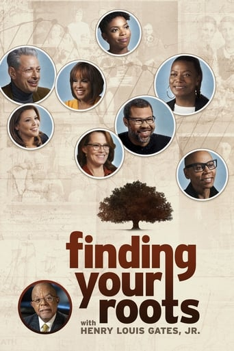Poster of Finding Your Roots