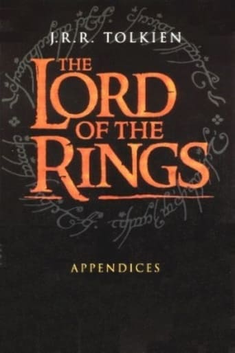 The Lord of the Rings - The Appendices