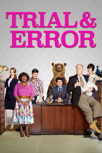 Poster of Trial & Error fragman