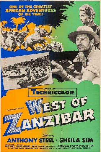 Poster of West of Zanzibar
