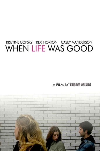 Poster of When Life Was Good