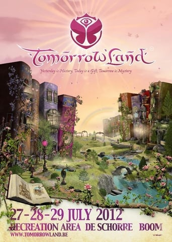 Poster of Tomorrowland: 2012