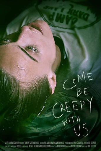 Poster of Come be Creepy with us.
