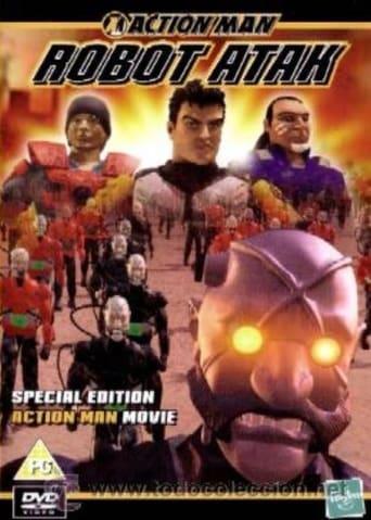 Action Man Robot ATAK