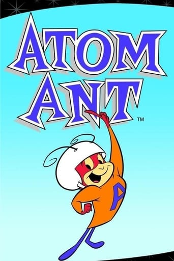 poster of The Atom Ant Show