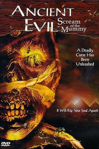 Poster of Ancient Evil: Scream of the Mummy