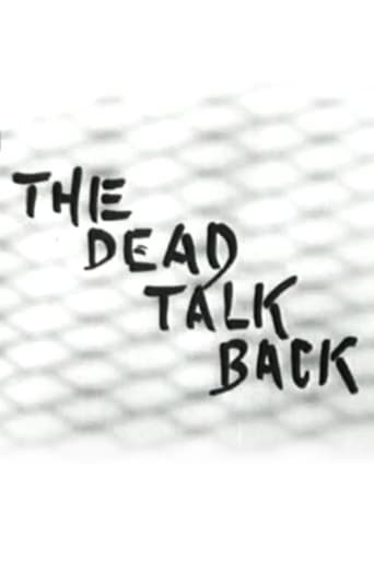 Poster of The Dead Talk Back