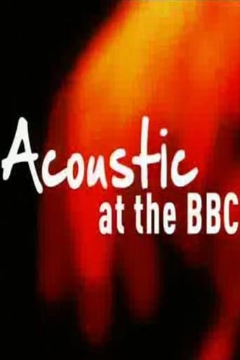 Poster of Acoustic At The BBC