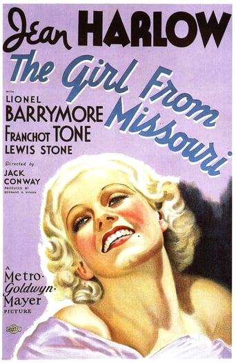Poster of The Girl from Missouri