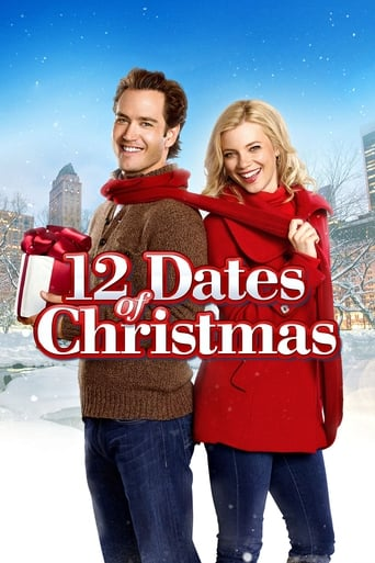 Poster of 12 Dates of Christmas