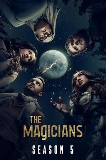 Escola de Magia 5ª Temporada - Poster