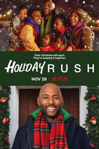 Holiday Rush Poster