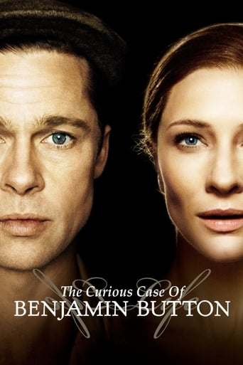 Poster of The Curious Case of Benjamin Button
