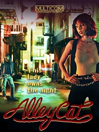 Poster of Alley Cat