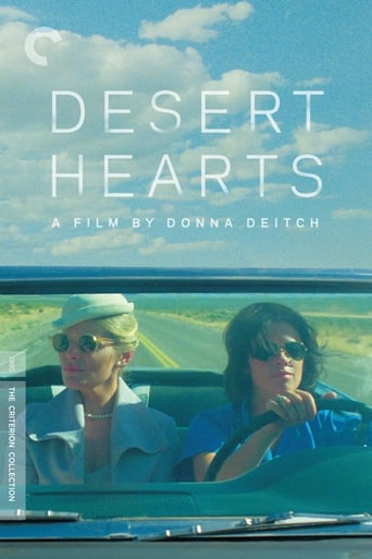 Poster of Desert Hearts