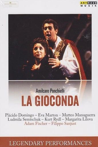 Poster of La Gioconda