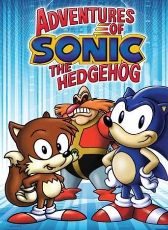 Adventures of Sonic the Hedgehog (1993 / 1996 – BR) 22 Episódios + Especial TVRip Dublado – Download Torrent