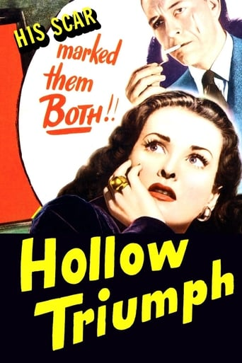 Poster of Hollow Triumph