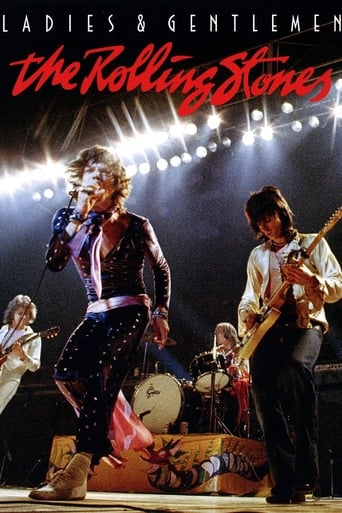 Poster of Ladies & Gentlemen: The Rolling Stones