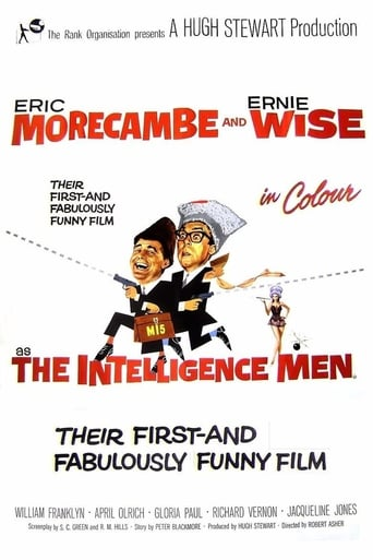Poster of The Intelligence Men