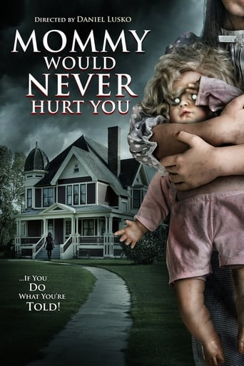 Poster of Mommy Would Never Hurt You
