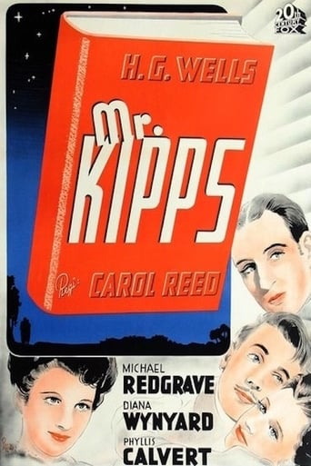 Poster of The Remarkable Mr. Kipps