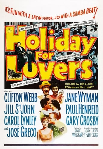 Poster of Holiday for Lovers