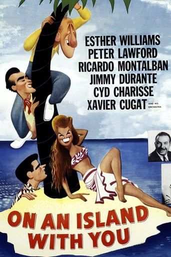 Poster of On an Island with You