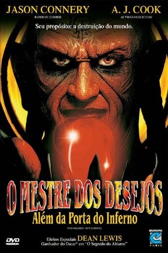 O Mestre dos Desejos 3: Além da Porta do Inferno - Poster