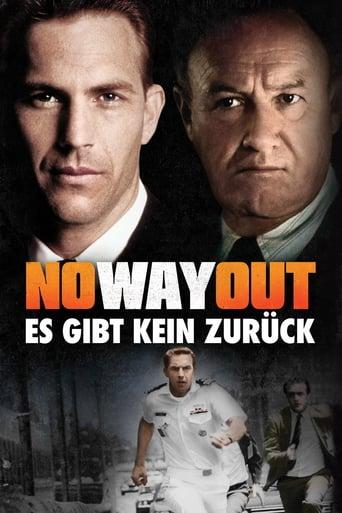 No Way Out - Es gibt kein Zurück - Action / 1988 / ab 12 Jahre