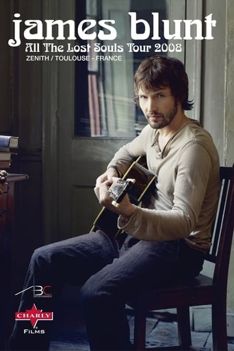Watch James Blunt: All The Lost Souls Tour - Toulouse, France - 2008 Free Movie Online