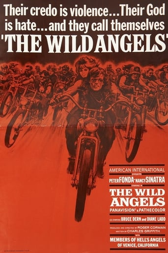 Poster of The Wild Angels