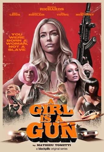 Poster of A Girl Is A Gun