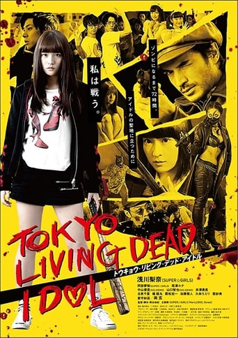 Poster of Tokyo Living Dead Idol