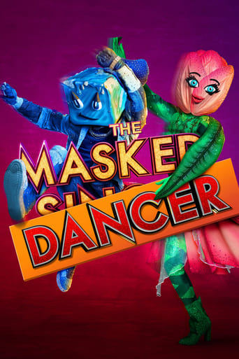 The Masked Dancer Poster