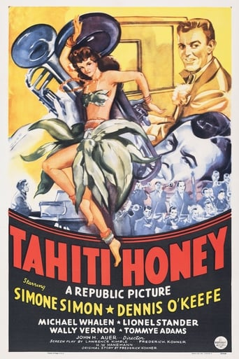Poster of Tahiti Honey