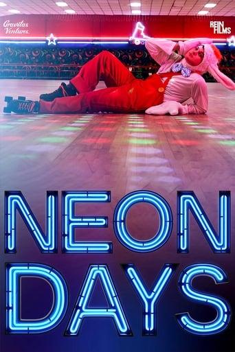 Neon Days Poster