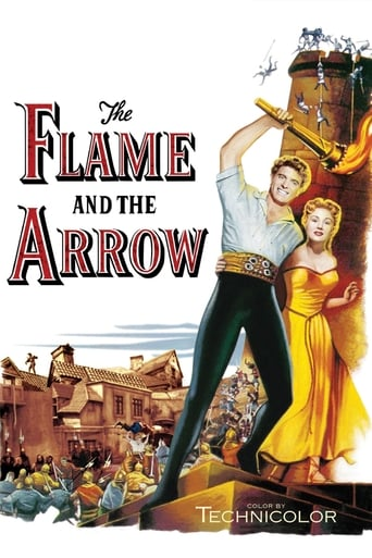Poster of The Flame and the Arrow