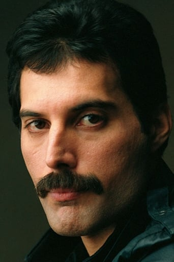 Freddie Mercury alias Himself