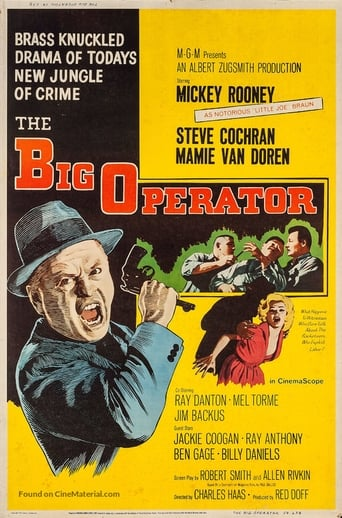 Poster of The Big Operator