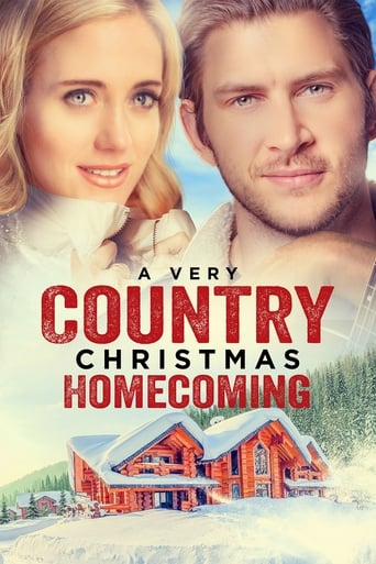 A Very Country Christmas: Homecoming Poster
